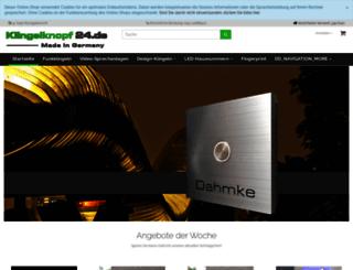 klingelknopf24.de screenshot