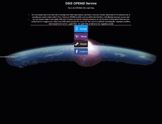 klingon.angeldsis.com screenshot