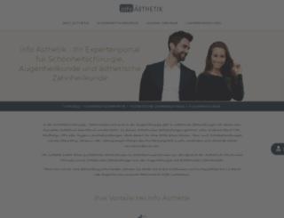 klinikumplus.de screenshot