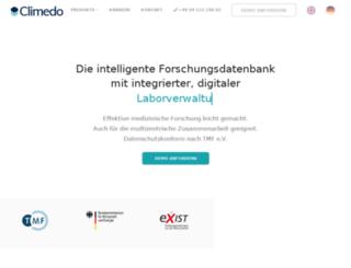 klinisoft.de screenshot
