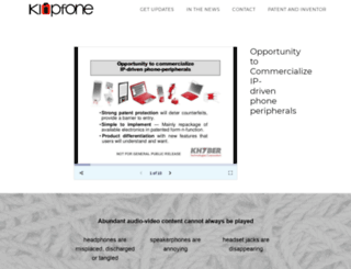 klipfone.com screenshot