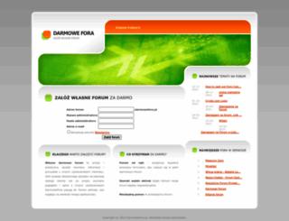 klocekcraft.darmowefora.pl screenshot