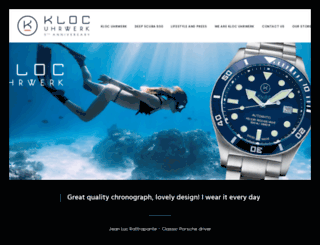 klocuhrwerk.com screenshot