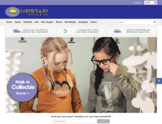 kloffie.nl screenshot