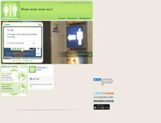 klofuehrer.com screenshot
