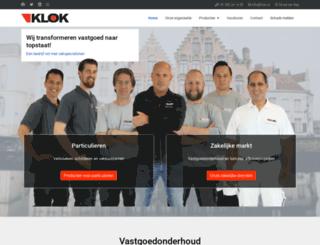 klok.nl screenshot