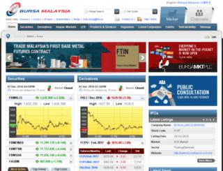 klse.com.my screenshot
