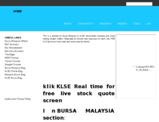 klse2u.com screenshot