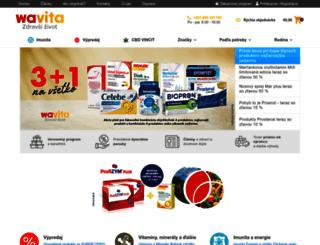 klubzdravia.sk screenshot