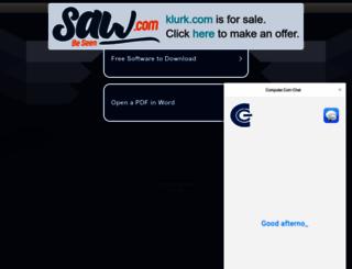 klurk.com screenshot