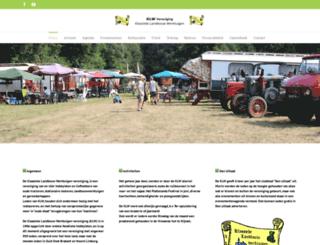 klw-vereniging.nl screenshot
