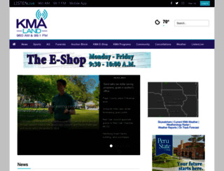 kmaland.com screenshot