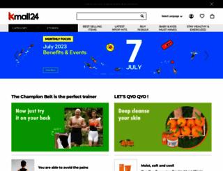 kmall24.com screenshot