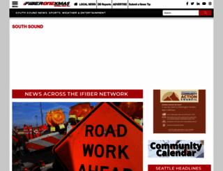 kmasnewsradio.com screenshot