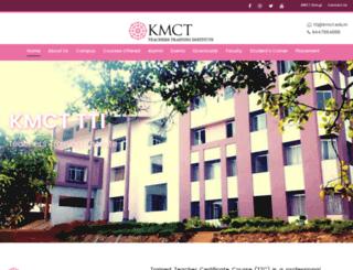 kmcttti.org screenshot