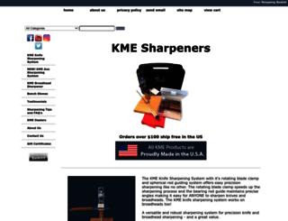 kmesharp.com screenshot
