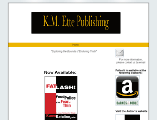 kmettepublishing.com screenshot