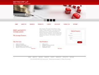 kmfinance.biz screenshot