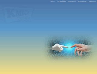kmice.cms.net.my screenshot