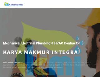 kmintegra.com screenshot