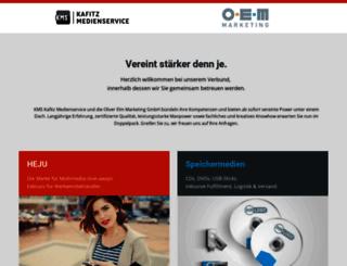 kms.eu screenshot