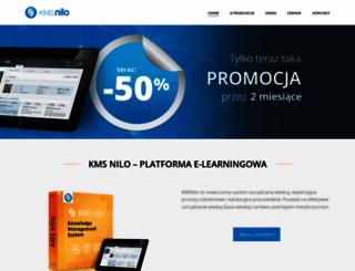 kmsnilo.com screenshot