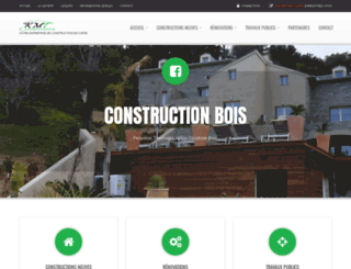 kmt-constructions.com screenshot