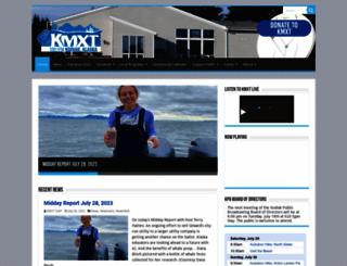 kmxt.org screenshot