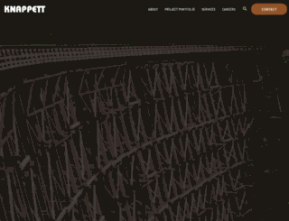 knappett.com screenshot
