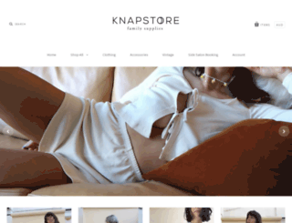 knapstore.com screenshot