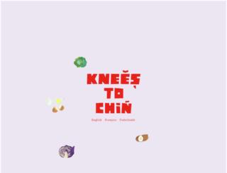 kneestochin.com screenshot