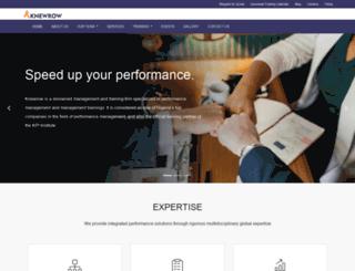 knewrowresources.com screenshot