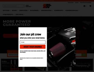 knfilters.com screenshot