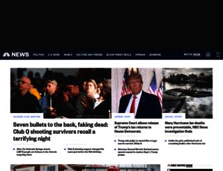 knickstewart.newsvine.com screenshot