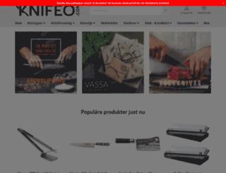 knifeo.com screenshot
