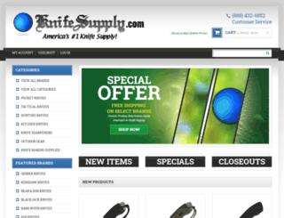 knifesupply.com screenshot
