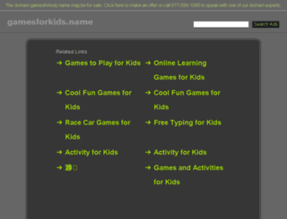 knight.gamesforkids.name screenshot