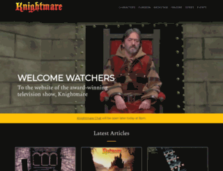 knightmare.com screenshot