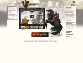 knights-honor.com screenshot