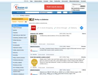 knihy.cbazar.cz screenshot