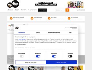 knippie.nl screenshot