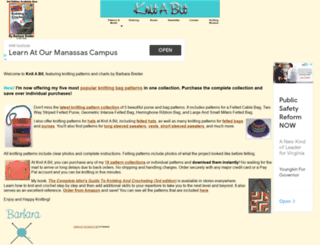 knitabit.net screenshot