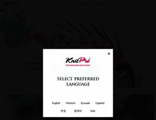 knitpro.eu screenshot