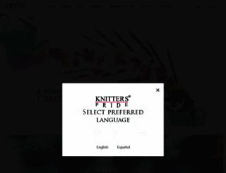 knitterspride.com screenshot