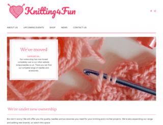 knitting4fun.com screenshot