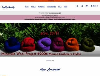knitty-noddy.com screenshot