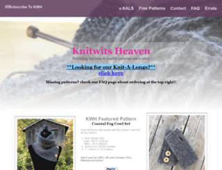 knitwits-heaven.com screenshot