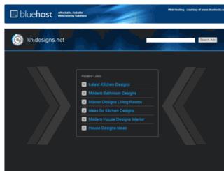 knjdesigns.net screenshot