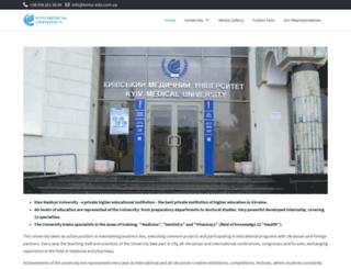 knmu-edu.com.ua screenshot