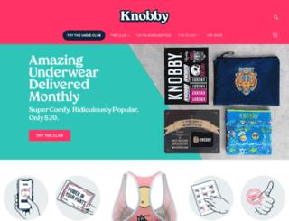 knobby.com screenshot